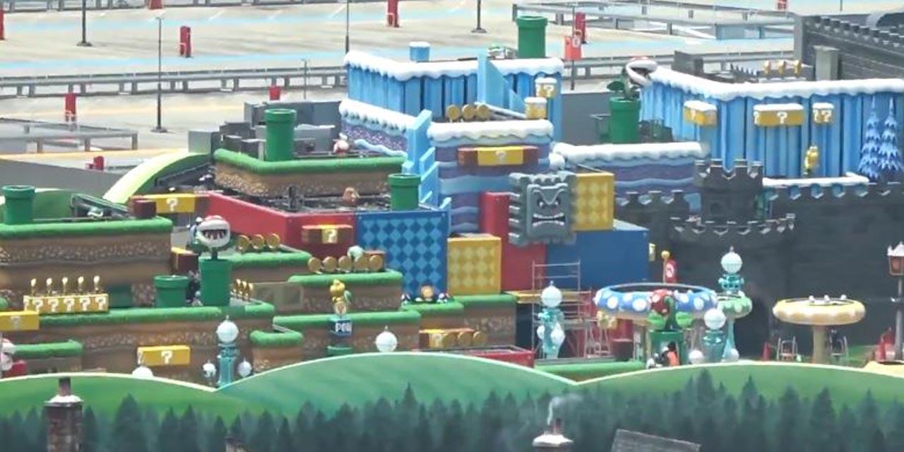 Video: Así luce el parque temático de Super Mario Bros en Japón | El Imparcial de Oaxaca