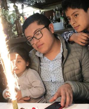 Festejan a Francisco