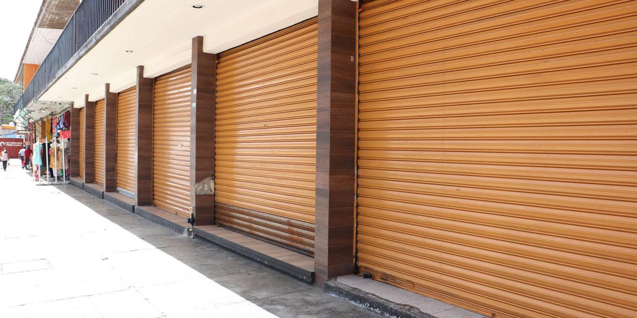 Semáforo rojo aplaza apertura de empresas en Oaxaca | El Imparcial de Oaxaca
