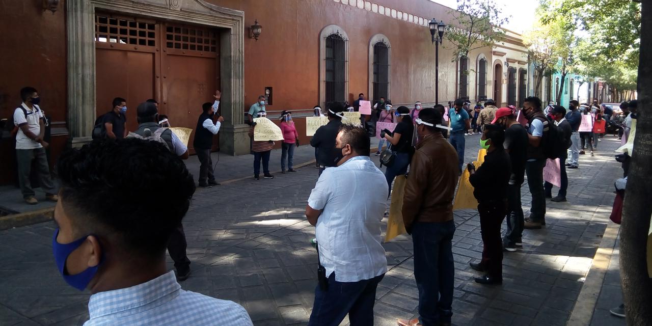 Antorcha Campesina pide cese a violencia y atención por sismo | El Imparcial de Oaxaca