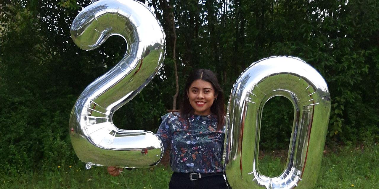 Roxana cumple años   El Imparcial de Oaxaca
