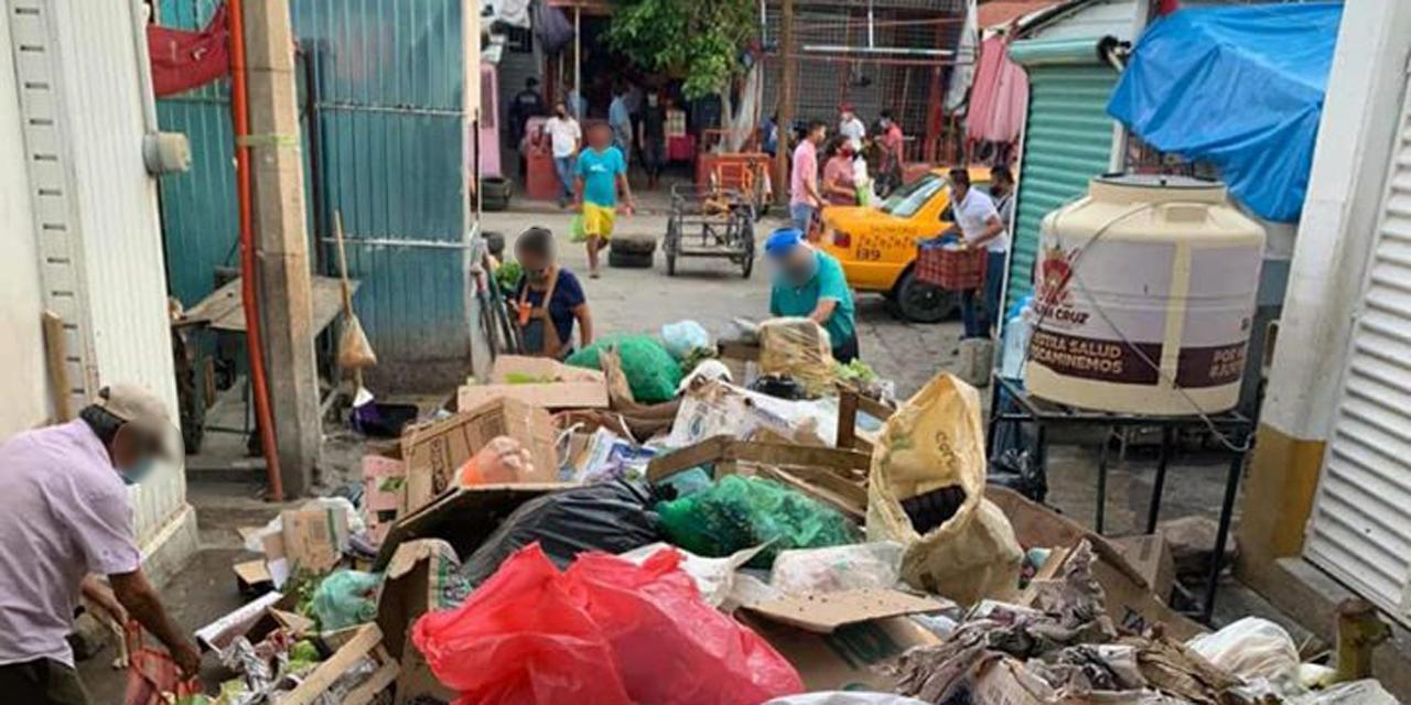 Salina Cruz, sin resolver problema de la basura | El Imparcial de Oaxaca