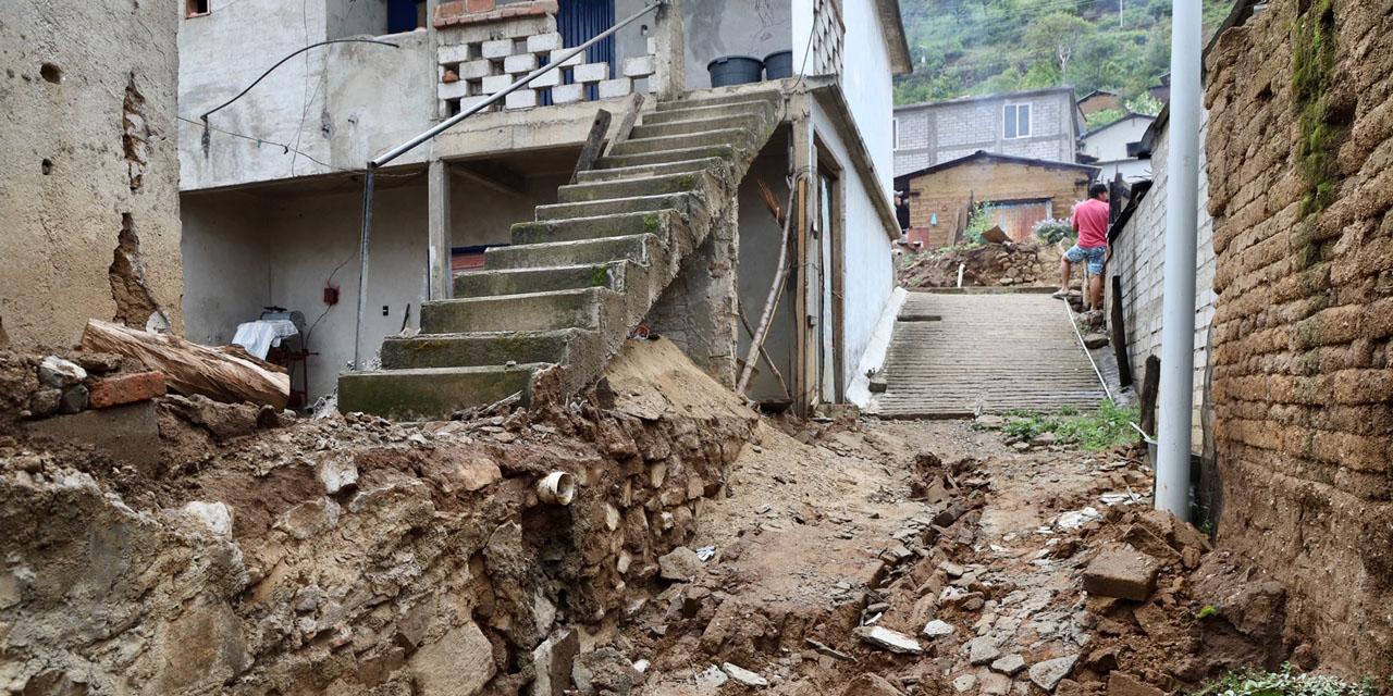 Más de 10 mil viviendas afectadas por el sismo en Oaxaca | El Imparcial de Oaxaca