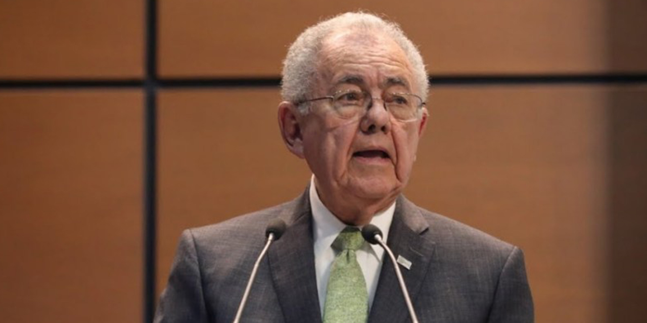 Renuncia titular de la SCT, Javier Jiménez Espriú | El Imparcial de Oaxaca