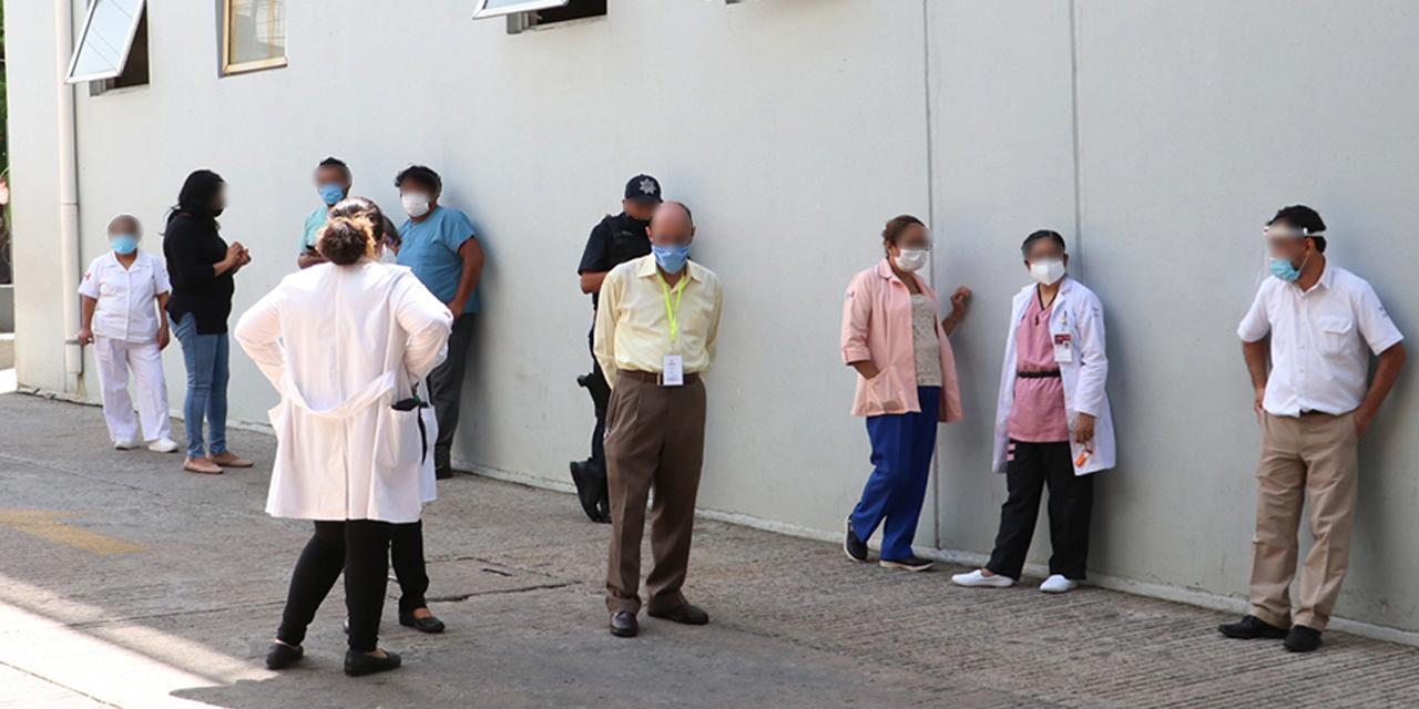 Oaxaca suma 323 nuevos casos y pasa a naranja | El Imparcial de Oaxaca