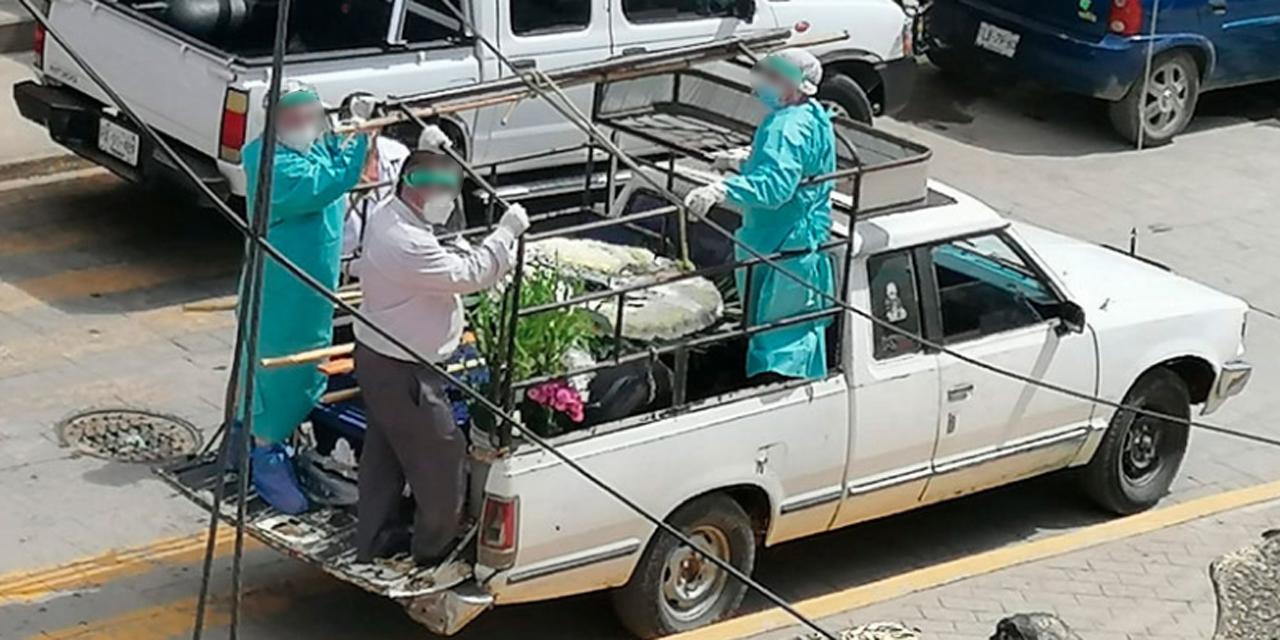 Alarman muertes por Covid-19 en la Sierra Mazateca | El Imparcial de Oaxaca