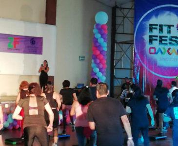 Oaxaca se activará con el Fit Fest