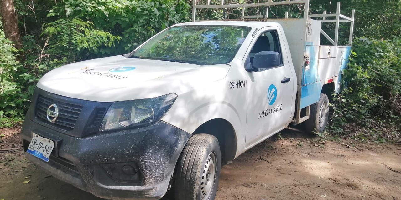 Recuperan camioneta robada en operativo express en la Costa | El Imparcial de Oaxaca