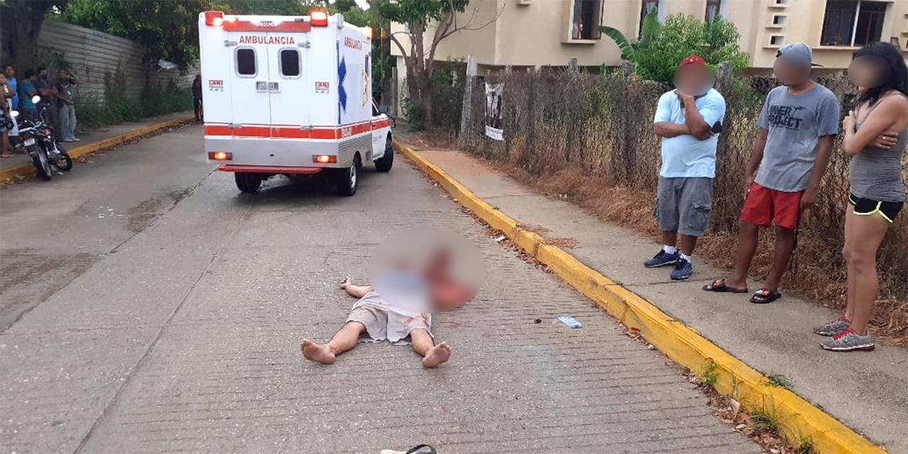 Sicarios cazan a motociclista en Puerto Escondido | El Imparcial de Oaxaca