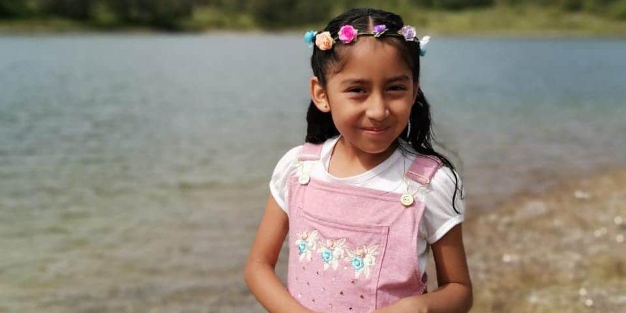 Valeria festeja 8 años
