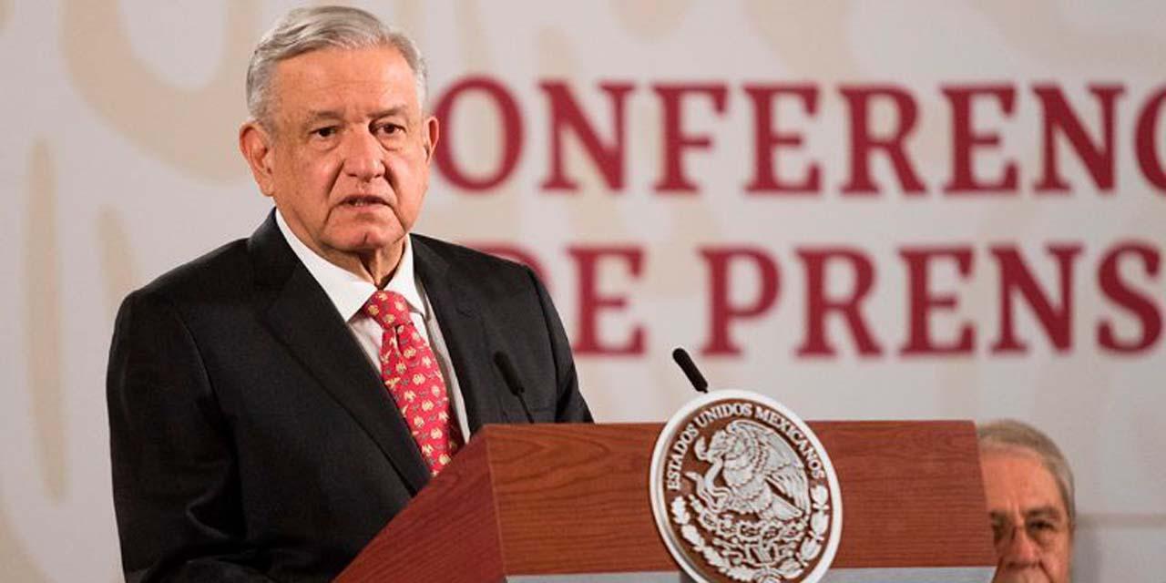 AMLO afirma que en España han muerto más que en México   El Imparcial de Oaxaca