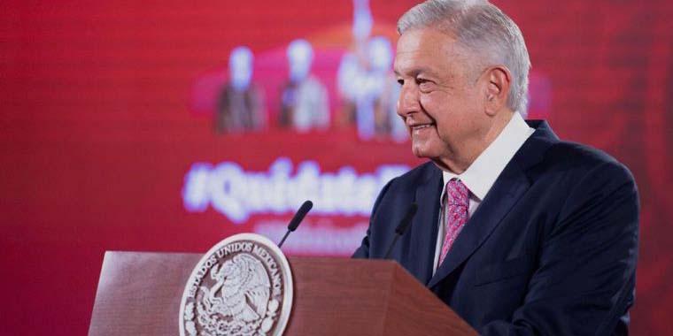 Uso de cubrebocas no es fundamental para la reactivación económica: AMLO | El Imparcial de Oaxaca