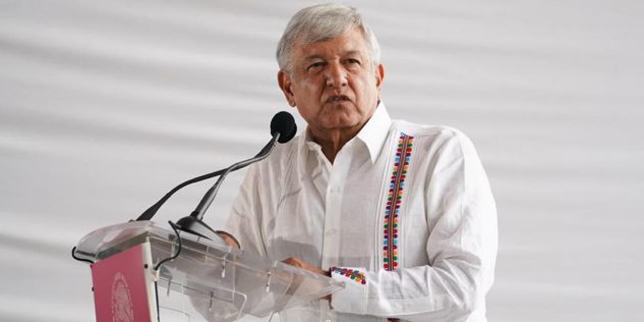 AMLO supervisará 5 tramos del Tren Transístmico | El Imparcial de Oaxaca
