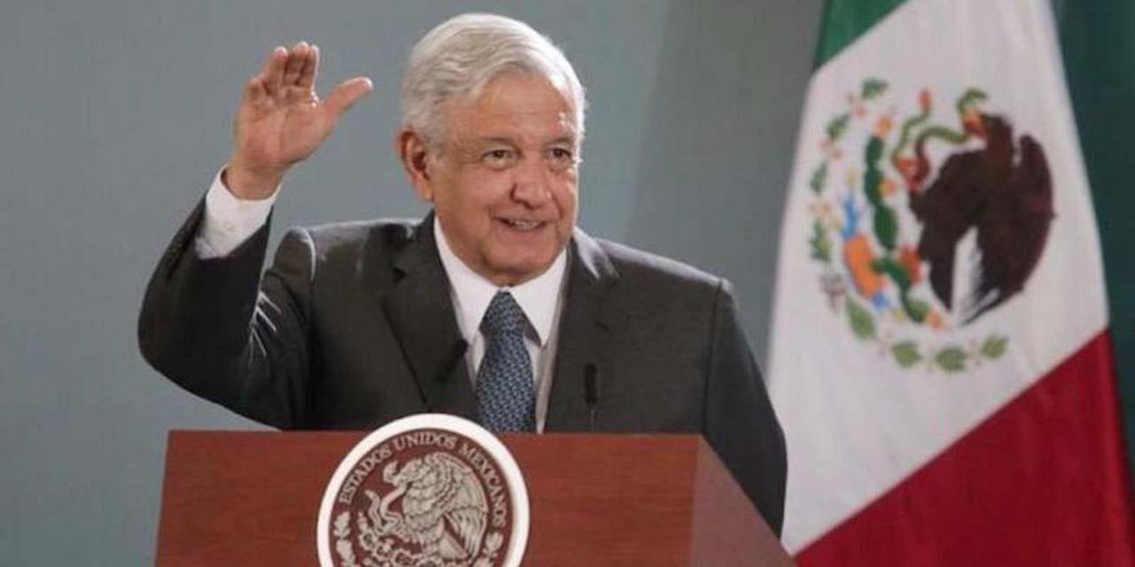 Ya vamos de salida en la pandemia, reitera AMLO   El Imparcial de Oaxaca