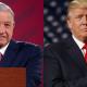 Trump reconoce a AMLO como 'el mejor presidente que México ha tenido'