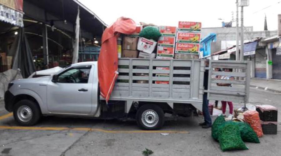 Se roban camioneta cargada de mercancía en la Mixteca | El Imparcial de Oaxaca
