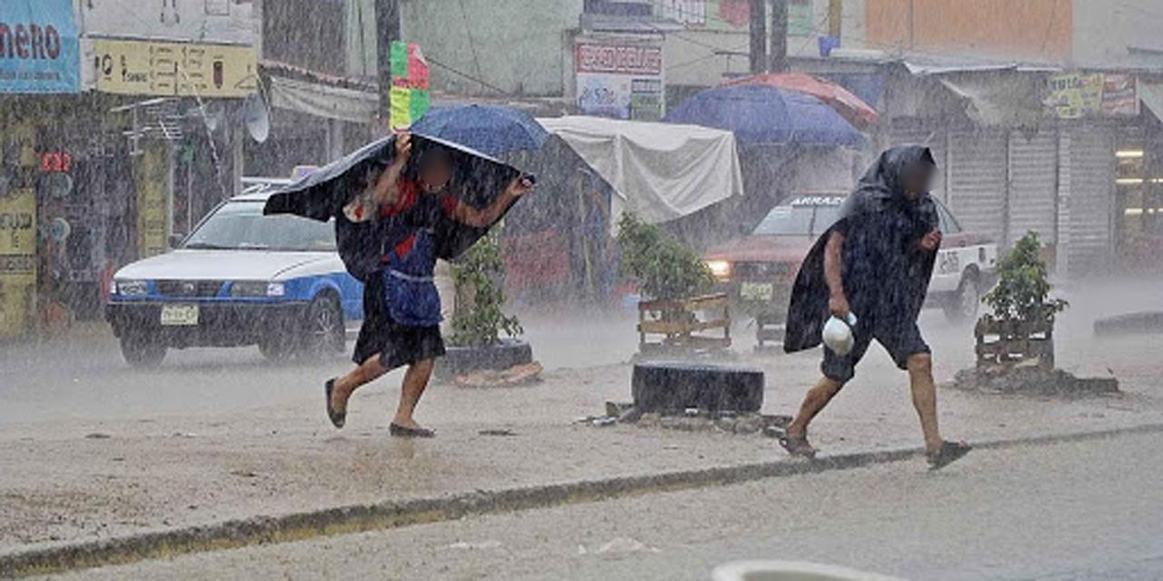 Alerta de ciclones en 186 municipios de Oaxaca | El Imparcial de Oaxaca