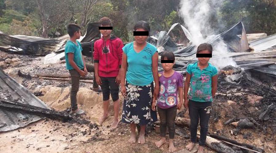 Rayo arrasa con viviendas y escuela en Juxtlahuaca | El Imparcial de Oaxaca