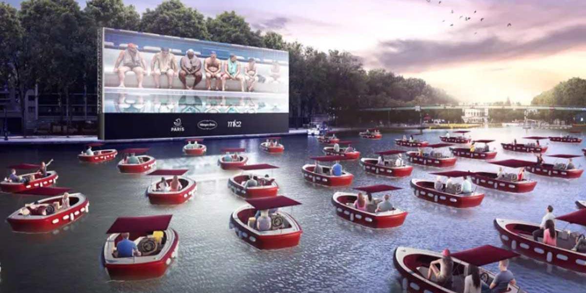 París tendrá cine flotante para promover el distanciamiento | El Imparcial de Oaxaca