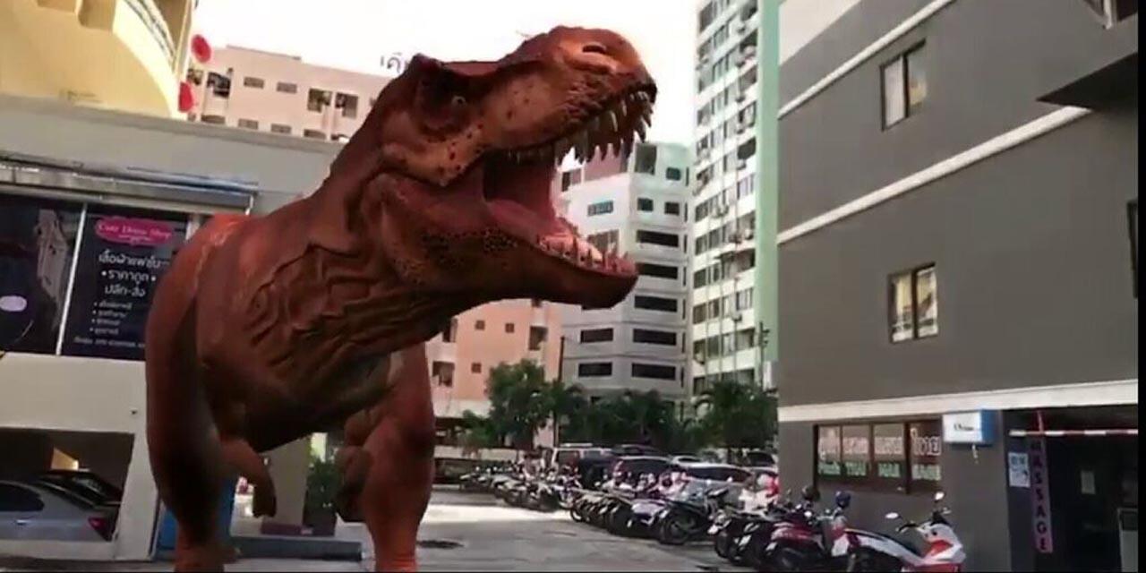 ¿Quieres ver dinosaurios con realidad aumentada? | El Imparcial de Oaxaca