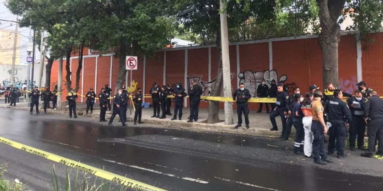 Video: Ladrón se suicida tras ser acorralado por la policía, en CdMx | El Imparcial de Oaxaca