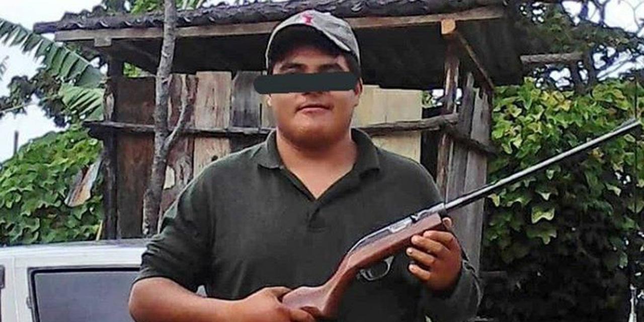Cazan al presunto feminicida de Evelin en Mazatlán | El Imparcial de Oaxaca