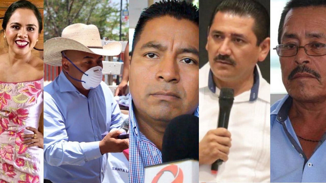 Pega Covid-19 a presidentes municipales de Oaxaca   El Imparcial de Oaxaca