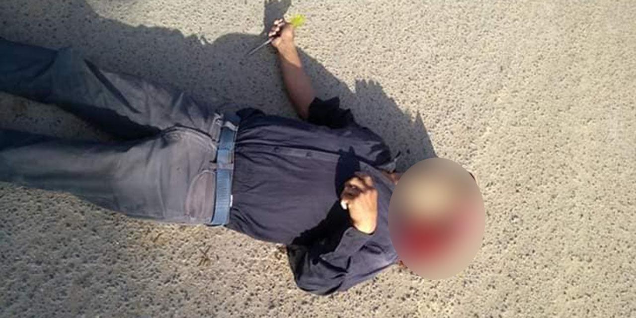 FGEO investiga asesinato de hombre en Miahuatlán | El Imparcial de Oaxaca