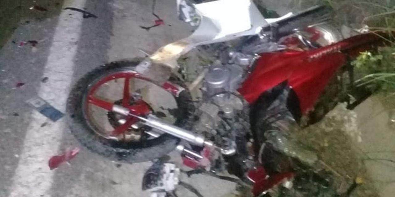Motociclista muere en accidente en Pinotepa Nacional | El Imparcial de Oaxaca