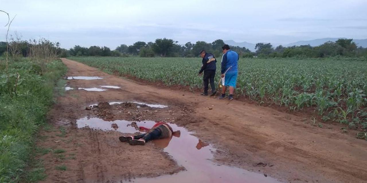 Asesinan a un hombre a pedradas en San Juan Bautista, La Raya | El Imparcial de Oaxaca