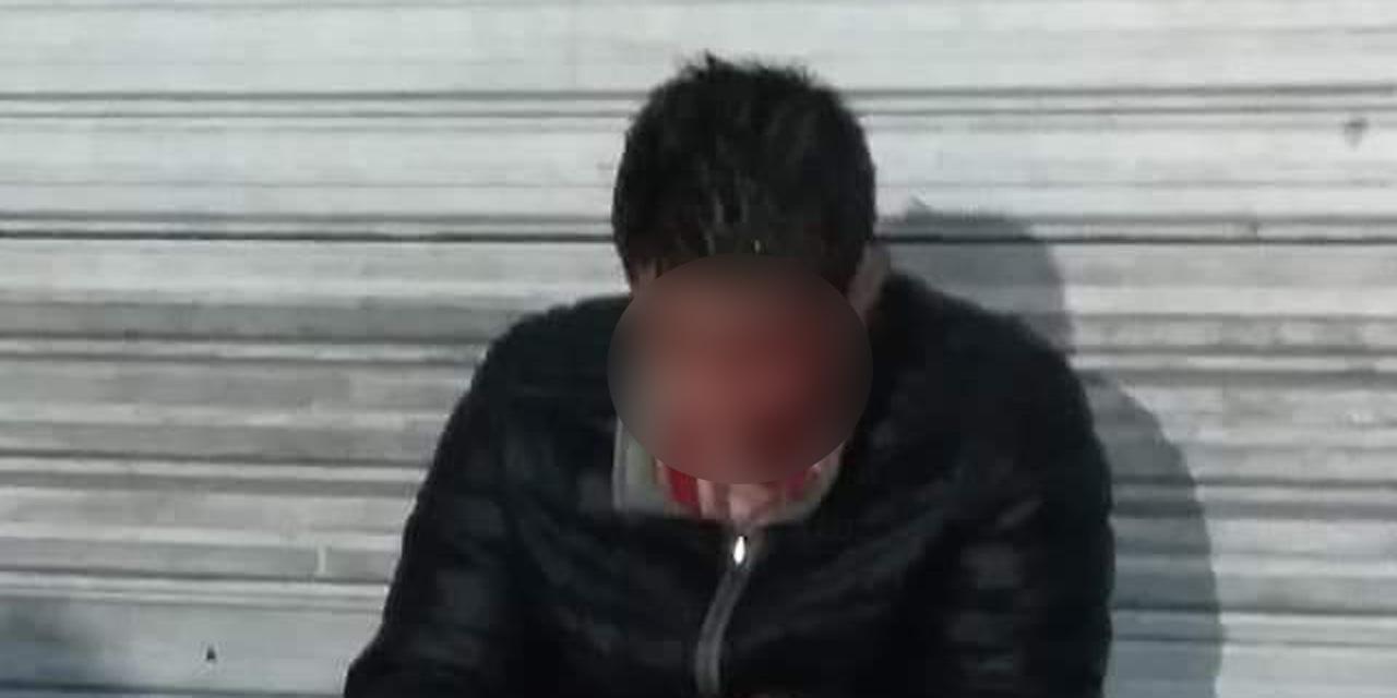 Motociclista ebrio choca contra auto en el centro de Oaxaca | El Imparcial de Oaxaca