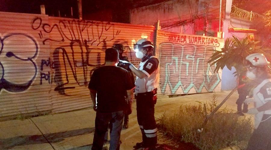 Se pasa bloqueo de taxistas y lo gopean salvajemente   El Imparcial de Oaxaca