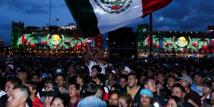 El grito del 15 de setiembre y el desfile militar se realizarán con sana distancia   El Imparcial de Oaxaca