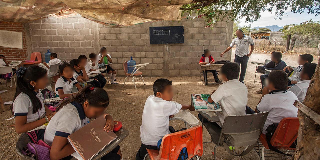 Destino incierto de 2 mil mdp para escuelas de Oaxaca   El Imparcial de Oaxaca