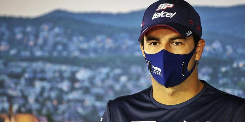 'Checo' Pérez se pierde el GP de Gran Bretaña; da positivo a Covid-19 | El Imparcial de Oaxaca