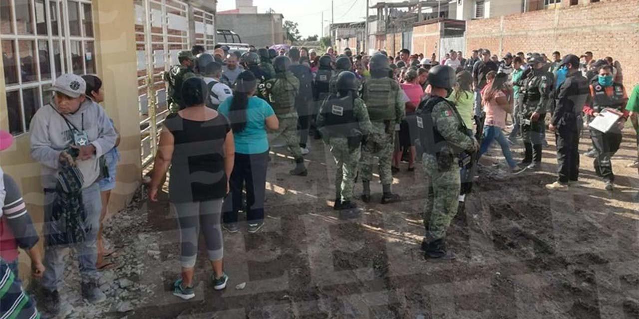 Comando armado fusila a 30 personas en anexo de Irapuato | El Imparcial de Oaxaca