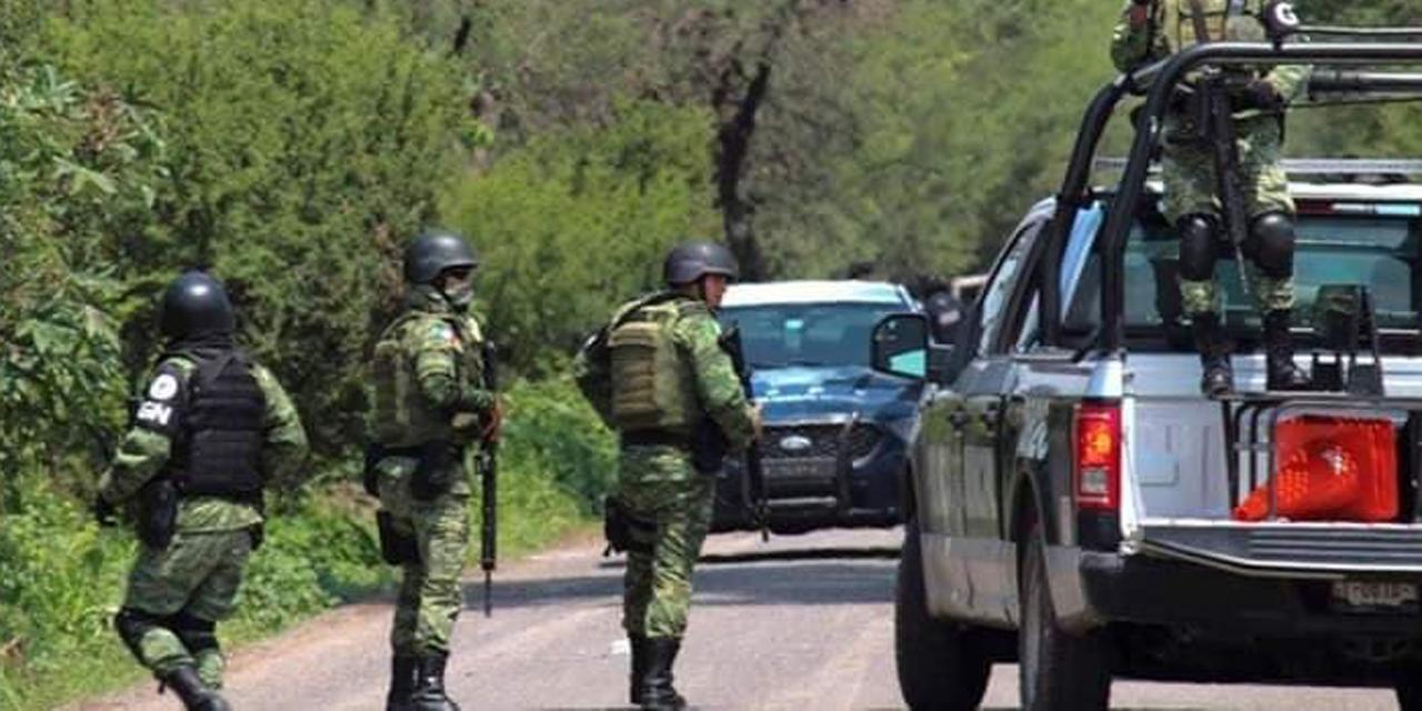 Esposa de sujeto abatido por la Guardia Nacional en Huatulco exige justicia | El Imparcial de Oaxaca
