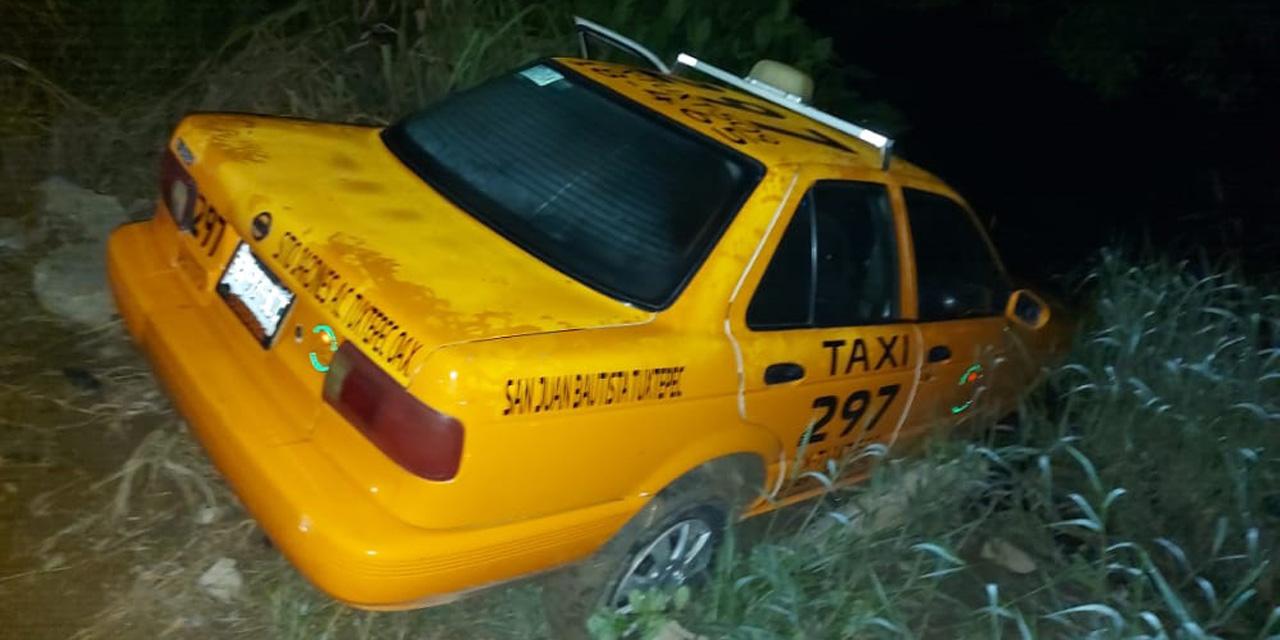 Taxista se duerme al volante en Tuxtepec   El Imparcial de Oaxaca