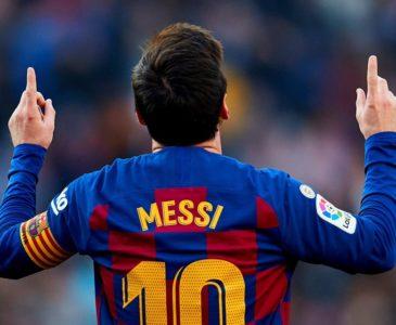 Confirmado; Leo Messi se va del Barcelona