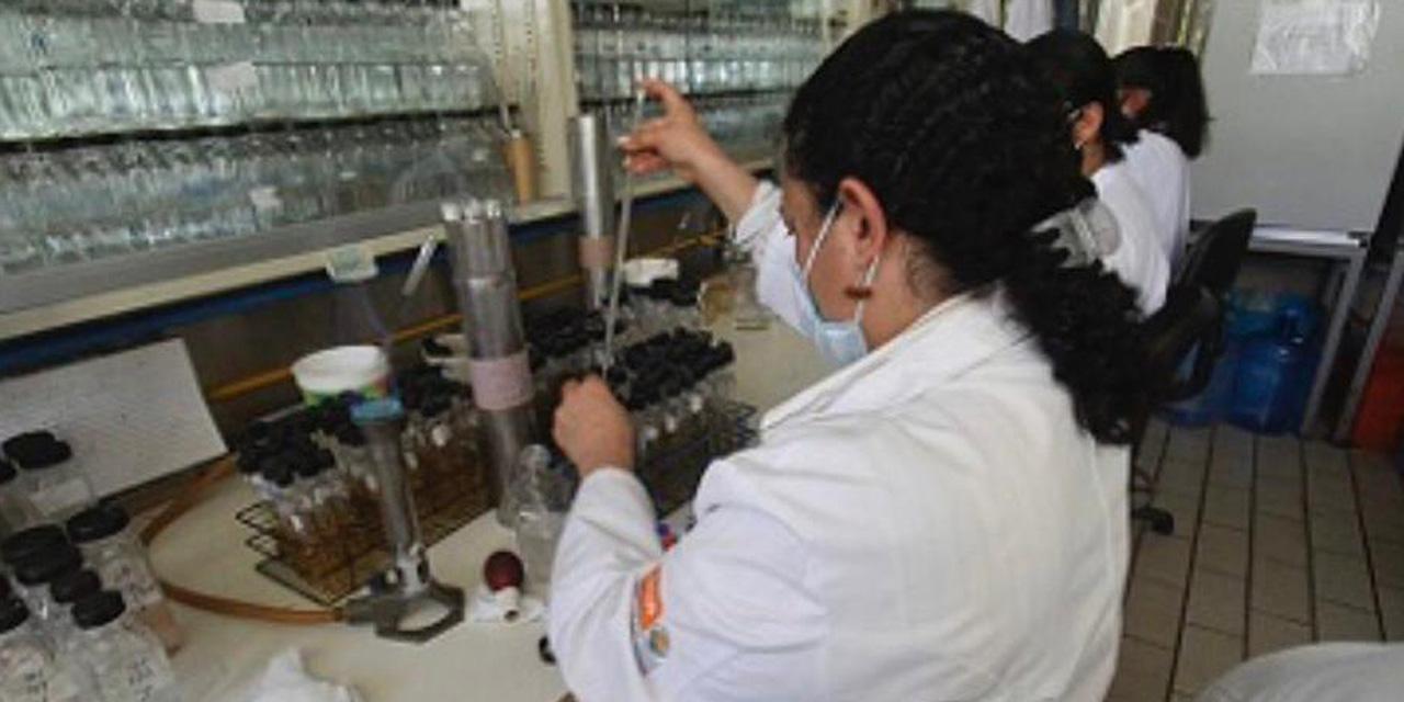 LESPO reinicia labores en área de virología | El Imparcial de Oaxaca
