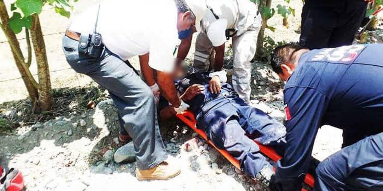 Machetean a policías en San Pedro Pochutla | El Imparcial de Oaxaca