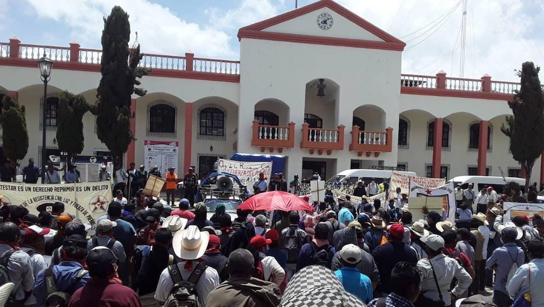 """Habitantes de Chiapas aseguran que la Covid fue creada """"para matar a la gente mayor""""   El Imparcial de Oaxaca"""