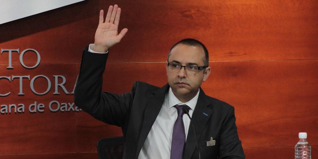 Gustavo Meixueiro, de los mejores evaluados para consejero del INE