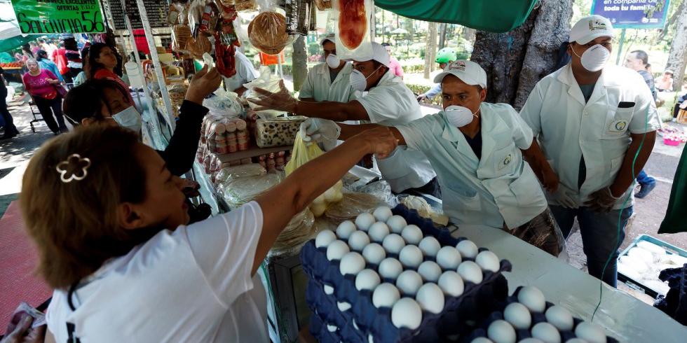 Inegi reporta hundimiento de la actividad económica nacional en mayo | El Imparcial de Oaxaca