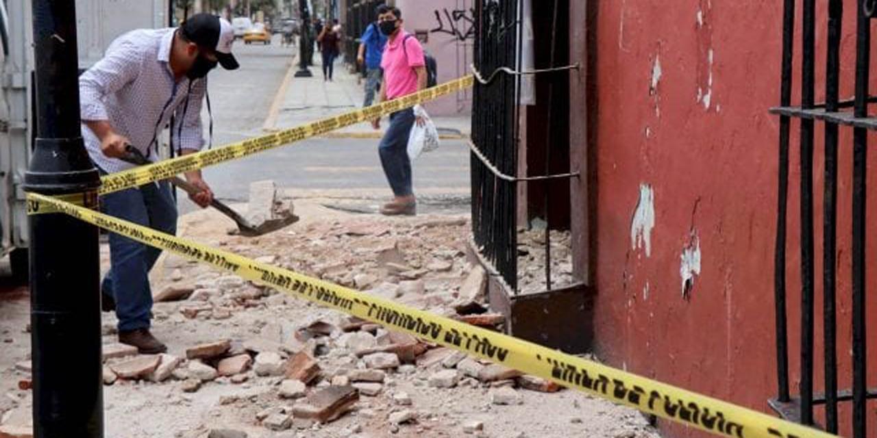 Vence plazo para pedir recursos tras el sismo en Oaxaca | El Imparcial de Oaxaca