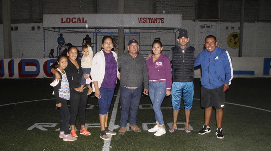 Se lleva la doble jornada del Torneo de Futbol Rápido del Día del Taxista, Sitio Presidente