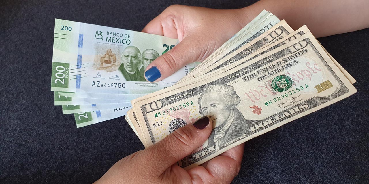 Remesas a México subieron en el mes de mayo | El Imparcial de Oaxaca