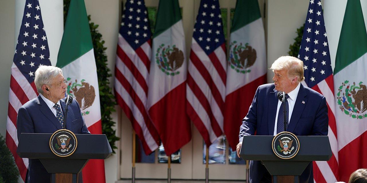 Acuerdo comercial con EU trae grandes beneficios a México: AMLO | El Imparcial de Oaxaca
