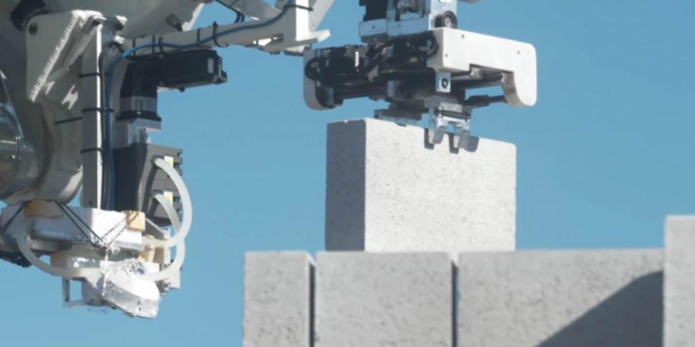 Video: Robot construye casa sin ayuda humana y en menos tiempo | El Imparcial de Oaxaca