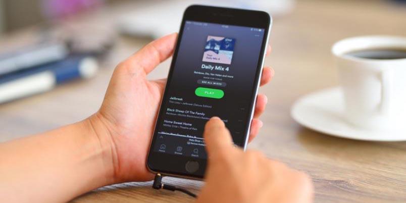 Escuchar música en grupo y a distancia: Spotify lo hace posible | El Imparcial de Oaxaca